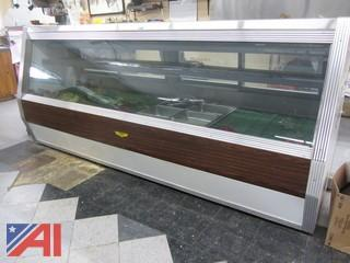 10' Stainless Steel Deli Case