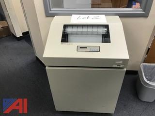 HP Line Jet 500Q Printer