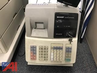 Sharp XE-A21S Cash Register