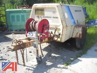 1986 Ingersol Rand 160 Air Compressor