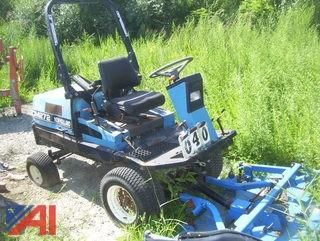 "New Holland CM272 72"" Mower"