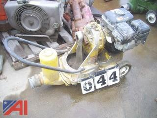 Wacker Dewatering Pump