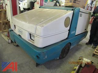 1996 Tennant 385 Sweeper