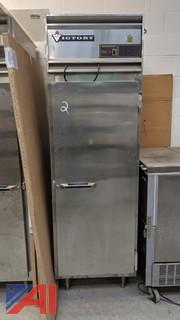 Victory Stainless Steel Refrigerator