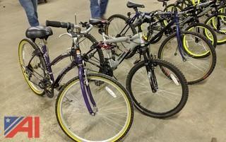 Huffy, Mongoose, Navigator Bikes