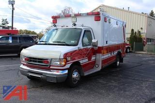 1999 Ford Road Rescue E450 Super Duty Ambulance
