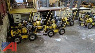 Electric Eels Sewer Cleaning Machines