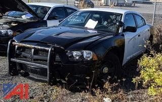 2012 Dodge Charger 4DSD/Police Package
