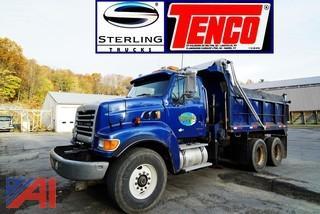 2003 Sterling L9000 All Season Dump Truck Plow & Spreader