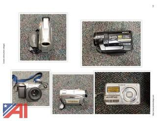 (#5) Various Camera & Video Equipment