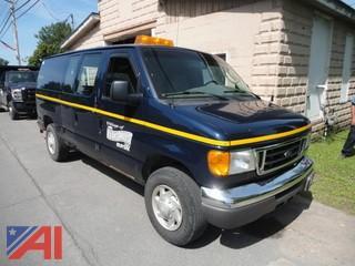 2007 Ford E250 Van