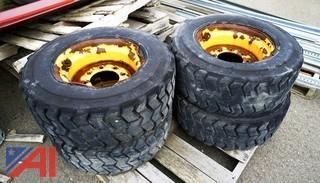 Used Skid Steer Tires