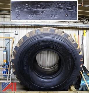 New Bridgestone JD644 Loader Tire