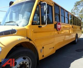 (131) 2012 Thomas Freightliner B2 School Bus
