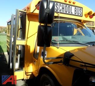 (134) 2013 Thomas Express G3500 Mini School Bus
