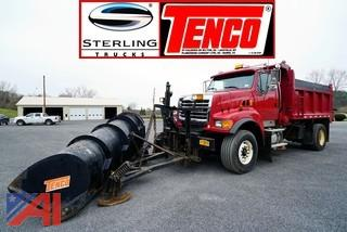 2006 Sterling L9000 All Season Dump Truck with Plow