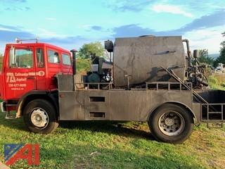 1996 Mack MS200 Sealing Truck