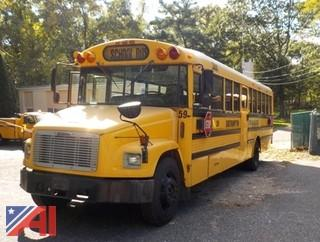 2002 Thomas Freightliner FS65 School Bus
