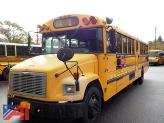 2004 Thomas Freightliner FS65 School Bus