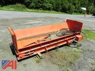 HTC 1800 Spreader/Hydraulic Truck Conveyor