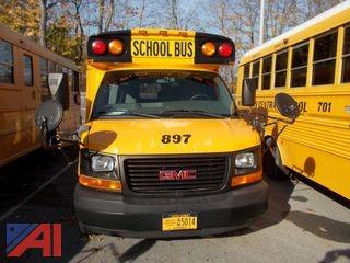 2012 GMC Savana 3500 Mini School Bus