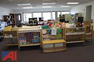 (#8) Children's Cribs