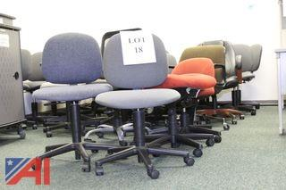 (#18) Rolling Office Chairs