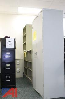 (#21) Filing Cabinets and More