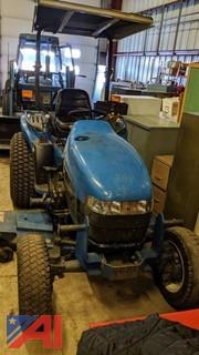 1999 New Holland TC29D Compact Tractor & Front Loader