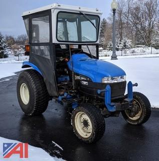 2003 New Holland TC330 Compact Tractor