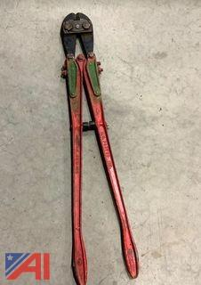 Rebar and Bolt Cutters