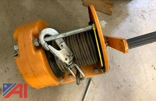 Manual Winch and Extension Cord