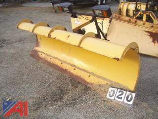 "Fisher 7'6"" Minute Mount Plow"