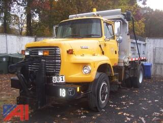 1995 Ford LS8000F Dump Truck with Sander