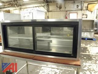 Delfield Sliding Door Refrigerated Display