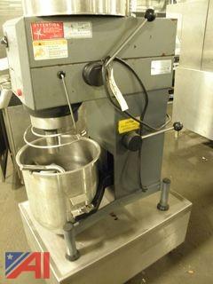 Varimixer 20qt Dough Mixer with Stand
