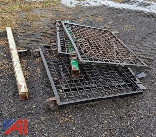 Grates for Spreader