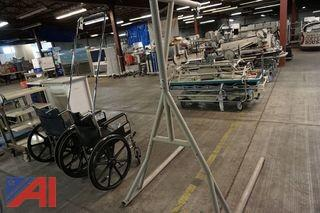 Invacare Rehab Unit & Wheelchairs
