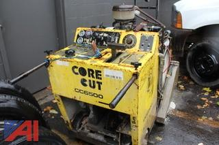 Cement Core Cut CC6500