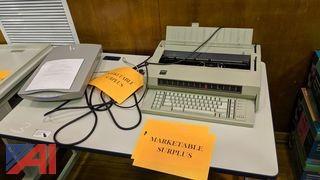 Scanner & Typewriter