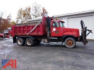 1996 Volvo WG64F Dump Truck