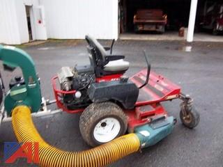 "2001 61"" Steiner ZTM325 Zero Turn Mower"