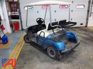 1997 Yamaha Golf Cart