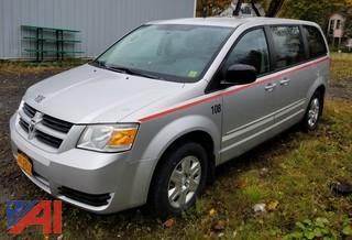 2010 Dodge Grand Caravan SE Mini Van