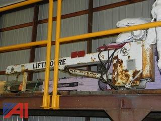 Liftmoore Truck Crane Lift