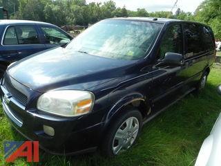 2007 Chevy Uplander Van