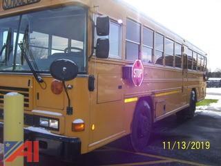 2008 Blue Bird All American School Bus