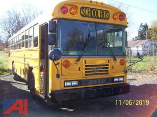 2009 Blue Bird All American School Bus