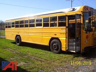 2010 Blue Bird All American School Bus