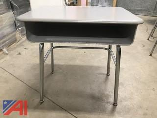 Classroom Chairs and Desks